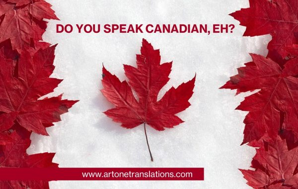Canadian English Updated 2