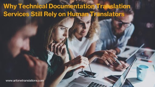 Technical Documentation Translation